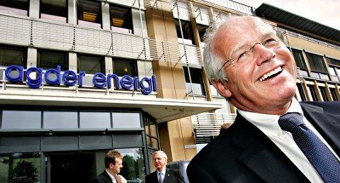 Nysted gir seg i Agder Energi, der han ble konsernsjef i 2006.