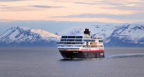 Nå er det klart at Hurtigruten trapper opp kapasiteten fra 1. januar 2021.