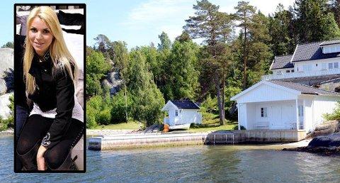 Terje Høilis datter, Maria Høili, selger hytta i Kragerø etter bryggekrangel.