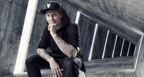 Til Topps: Petter «Katastrofe» Kristiansen.Foto: Sony Music