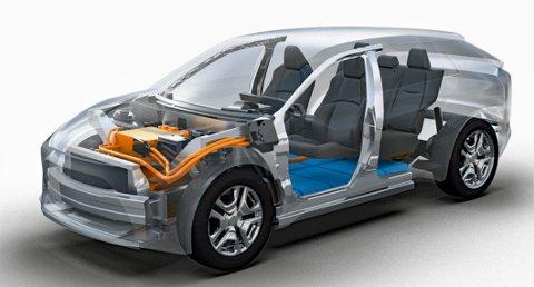 Toyotas elektriske familiebil er en spennende nyhet. Enn så lenge holder de kortene tett til brystet når det gjelder informasjon.