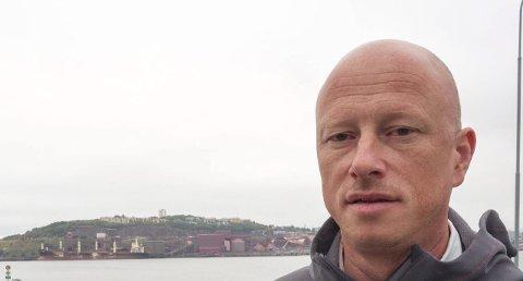 Ordførerens tur: Tore Nysæter inviterer til tur torsdag. Med som guide er Ulf Eirik Torgersen.
