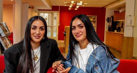 KJENDISTVILLINGER: Wanda og Vita Mashadi fra Eidskog får separate soverom.