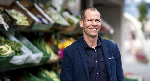 ENTUSIASTISK: Daglig leder Øivind Lindøe mener det nye eierskapet byr på mange muligheter.