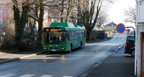 INNFØRER TILTAK: Kolumbus innfører tiltak på busser og båter i Rogaland