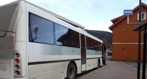 Kontrakt: Boreal skal kjøre buss i Vefsn, Grane og Hattfjelldal.
