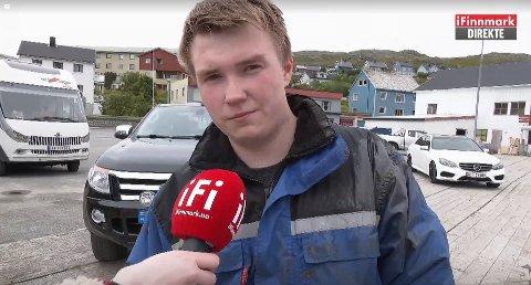 AVSLAG: Stian Mikkelsen fikk ikke støtte da han søkte.