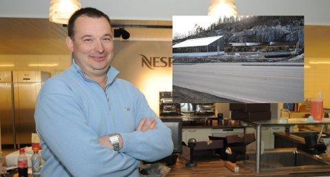 KONKURS: Trond Farsjøs fire selskaper har meldt oppbud til Nedre Telemark tingrett.