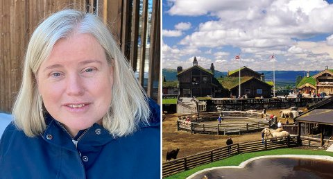 GLAD: Kommunedirektør Eva Rismo i Nore og Uvdal er glad for at politikerne ønsker å gi de ansatte en takk for at de har holdt ut gjennom pandemien. Takken skal være en billett til Langedrag.