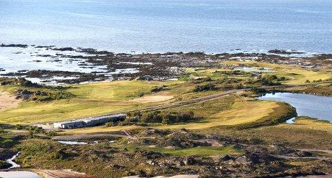 Strid: Partene ble enige etter strid om oppgjør for arbeid på golfbanen.Foto: Arkiv