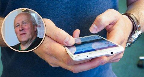 KONTAKT: Er sosiale møteplasser erstattet med digitale?