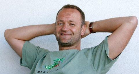 Torgeir Snilsberg, journalist i Moss Avis.