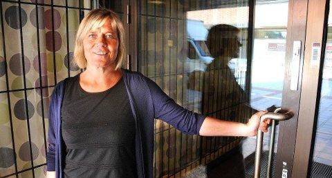 NY SJEF: Kommunalsjef Guro Winsvold leter etter ny sjef for alle sykehjem i Larvik.