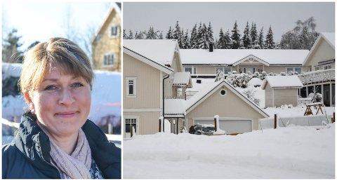 VIL TA TID: Plansjef Kristin Ødegård Bryhn i Løten kommune tør ikke å love at alle klager på eiendomsskatten er behandlet innen sommeren.