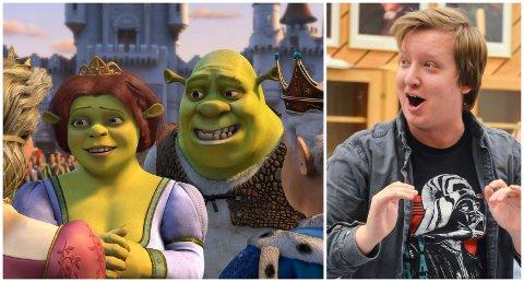 SNART PREMIERE: Løten Ungdomsteater med Robin Øverby som regissør setter opp musikalen Shrek.