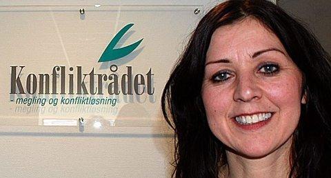 Leder for konfliktrådet Øst, Ethel Fjellbakk Wright