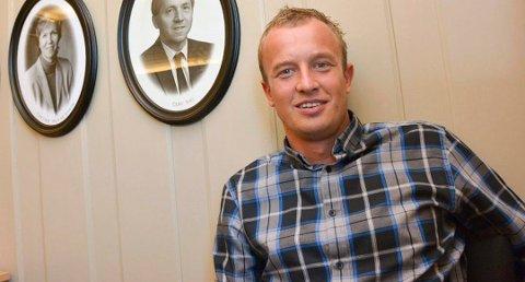 TORP: Fylkesordfører Sven Tore Løkslid (Ap) var ikke kjent med at de private aksjonærene vil ut av Torp.