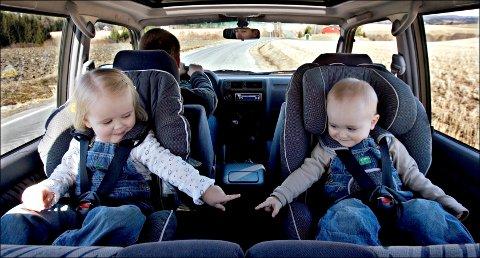 NULL DØDE: Bedre sikring og langsiktig trafikksikkerhetsarbeid har bidratt til at færre dør i trafikken.