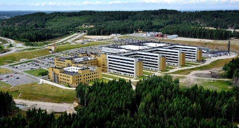 TILFELLE: En ansatt ved Sykehuset Østfold har fått påvist det britiske muterte covid-19 viruset.