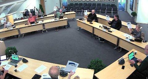 ENIGE: Levekårsutvalget var enstemmige om ikke å utsette tilskuddsmidlene fra Fylkesmannen til stillinger i rusfeltet til neste år.