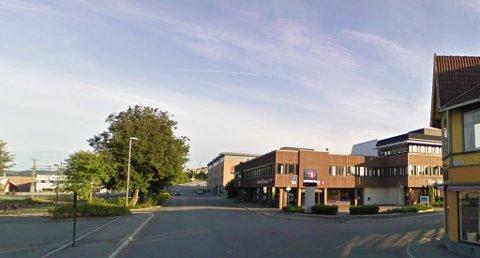 Jernbanegata i Porsgrunn holdes stengt den kommende tiden.