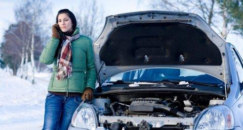 Streng kulde setter store krav til bilens batteri. (Foto: DEFA/ANB/Illustrasjon)
