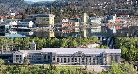 NOTODDEN OG RJUKAN: Industriarven er nå inne på UNESCOs verdensarvliste.