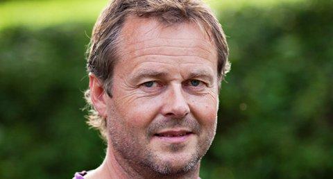 Arnodd Håpnes i Naturvernforbundet. Foto: Naturvernforbundet