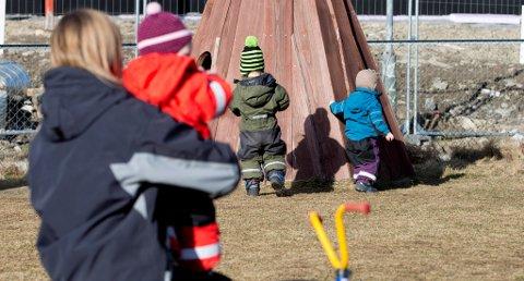 Oslo, Norway 20150309. Illustrasjoner til barnehage. Barnehagebarn. Barnehagebarn. Småbarn. Foto: Gorm Kallestad / NTB scanpix
