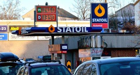 Bør norske bensinstasjoner få selge øl? Foto: Ned Alley (NTB scanpix)
