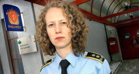 ETTERFORSKER SAKEN: Lensmann i Midt-Telemark, Sigrid Dahl, sier at saken ble anmeldt 7. februar i år.