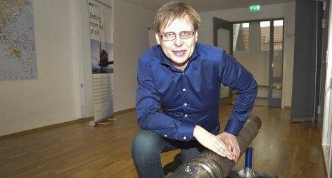 InflowControl as har gått fra å være tre gründere til ti ansatte. – Men det er først nå eventyret starter, sier administrerende direktør Vidar Mathiesen.