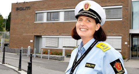 I SEKS ÅR: Rita Kilvær har frem til oktober 2018 krav på lønnen hun hadde som politimester. (Foto: Arild Hansen)