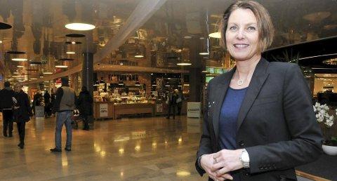 Nina Merete Eriksen gir seg som senterleder ved Herkules og Lietorvet.
