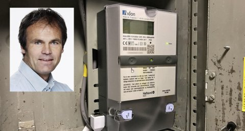 Kommunikasjonssjef Bjarne Rysstad i Gjensidige advarer kraftig mot konsekvensene av å flytte strømforbruket som følge av nye strømmålere.