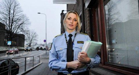 AKTOR: Politiadvokat Elisabeth Dobbe i Sør-Øst politidistrikt var aktor i saken mot den 44 år gamle tidligere bussjåføren.