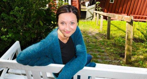 NOMINERT: Malmfrid Hovsveen Hallum bodde i Ibsengården i Snipetorp i 2014. Nå er hun nominert til Ibsenprisen.