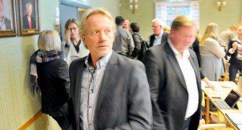 TAP: Banksjef Jan Kleppe driver en solid lokalbank som var tynget av tap på utlån i 2017.