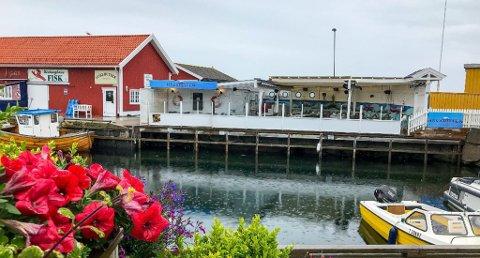 INGEN ALKOHOL: «Havaristen» i Nevlunghavn må klare seg uten skjenkebevilling i sommer. Foto: Thor Kenneth Løvenfalck