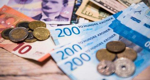 Om to dager tikker skattepengene inn ... Foto: Jon Olav Nesvold (NTB scanpix)