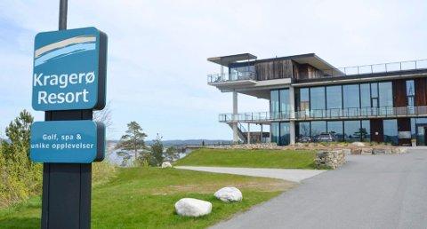 Kragerø Resort drift AS, som driver hotellet på Stabbestad, gikk med 9,2 kroner i underskudd før skatt i fjor. Foto: Jon Fivelstad