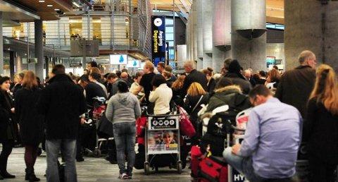 SØK KOMPENSASJON: Det trenger ikke ta lang tid å søke om kompensasjon for flytrøbbel.