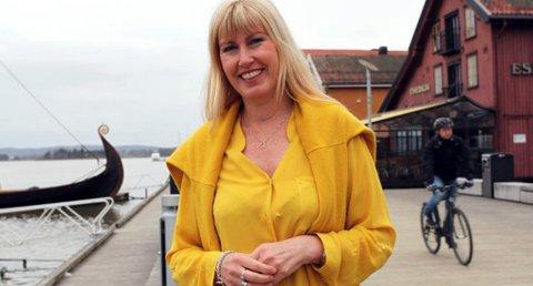 SETT I GANG LOKALT: NHO-direktør Kristin Saga mener en dugnad må til også når det gjelder det lokale næringslivet.