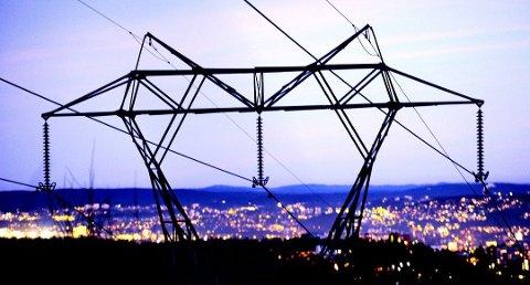 INFRASTRUKTUR ØNSKES: Kraftproduksjonen krever sin infrastruktur. En ny trasé er ønsket til Rød transformatorstasjon i Skien.