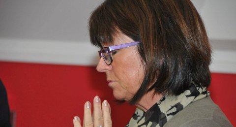 IKKE RO: Inger Lysa fra Kragerø kommune vil informere Grenlandsrådet om den økonomiske situasjonen for kommunene, men konkrete tall har hun ikke.  Hun er bekymret for situasjonen.