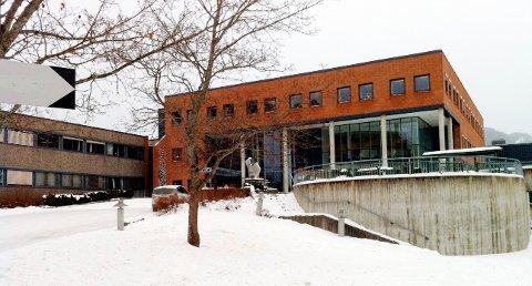 USN: Universitetet i Sørøst-Norge, campus Notodden.