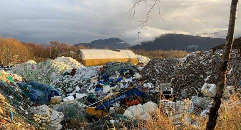 Et grovt estimat innhentet av bostyret, viser at det vil koste i underkant av 10 millioner å rydde opp hos Miljøservice Eide.