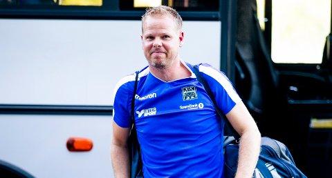 Christian Michelsen mener KBK leverte en god bortekamp i Skien.
