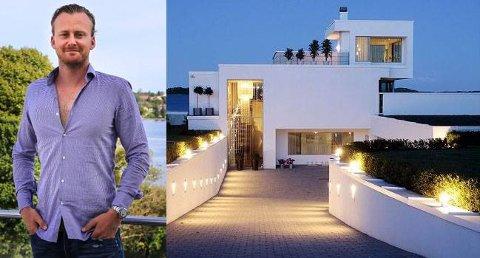 NEDRE BOGENVEI: Dette huset i Nedre Bogenvei har for andre gang slått prisrekorden i Tønsberg.