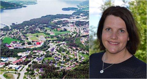 RIKTIG: Moelv skal bli sjukehusby. Den avgjerda vart take i føretaksmøtet i Helse Sør-Øst tysdag formiddag.